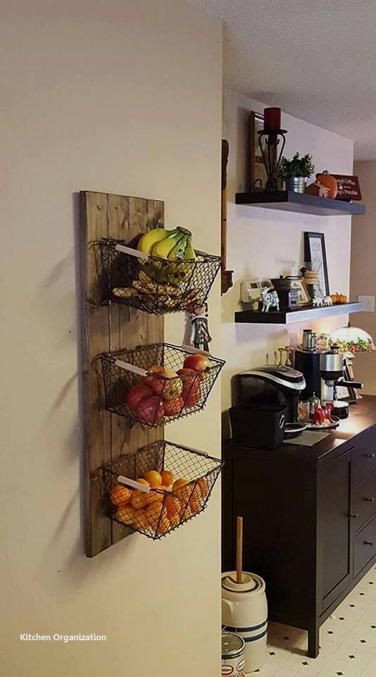 15 Creative DIY Storage and Organizing Ideas for Small Kitchens 5
