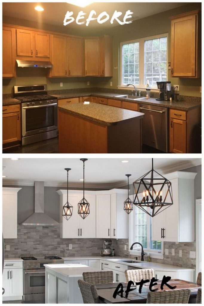 45 Best Kitchen Remodel Ideas That Everyone Need For Inspiration