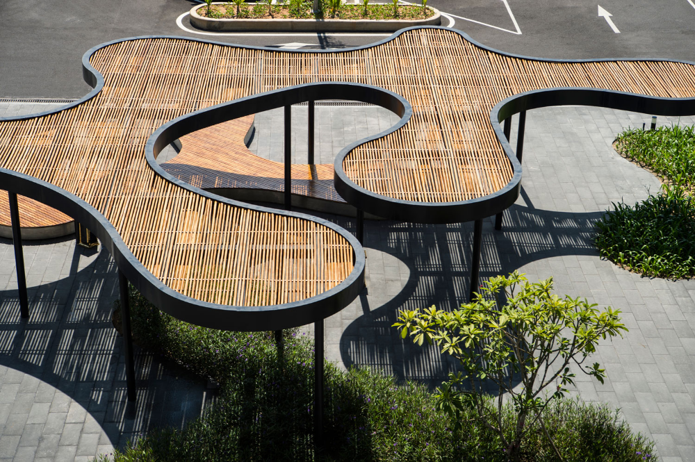 Cam Ranh International Airport by LJ-ASIA « Landscape Architecture Platform | L...