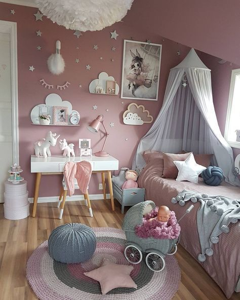 37+ Bedroom Design For Teenage Girl and Cute Kids