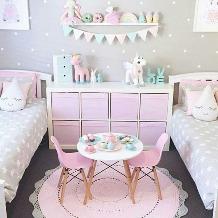 ▷ 1001+ ideas for baby girl room