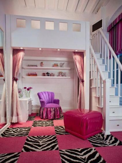 29+ Secrets To Kids Bedroom Ideas For Girls Tween Dream Rooms Daughters 89 #teen...