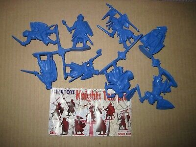 Advertisement - Engineer Basevich for Chintoys Templar Knights blue