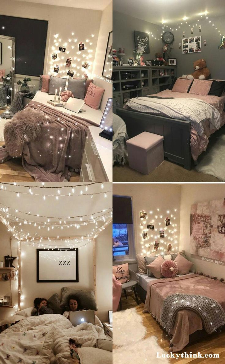 This would be a nice idea for a dorm. Also good for a present for a girl ... - Dormitory