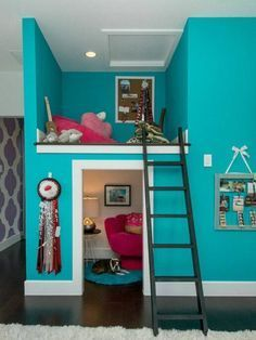 22 New design ideas and trends in the decoration of modern children's rooms