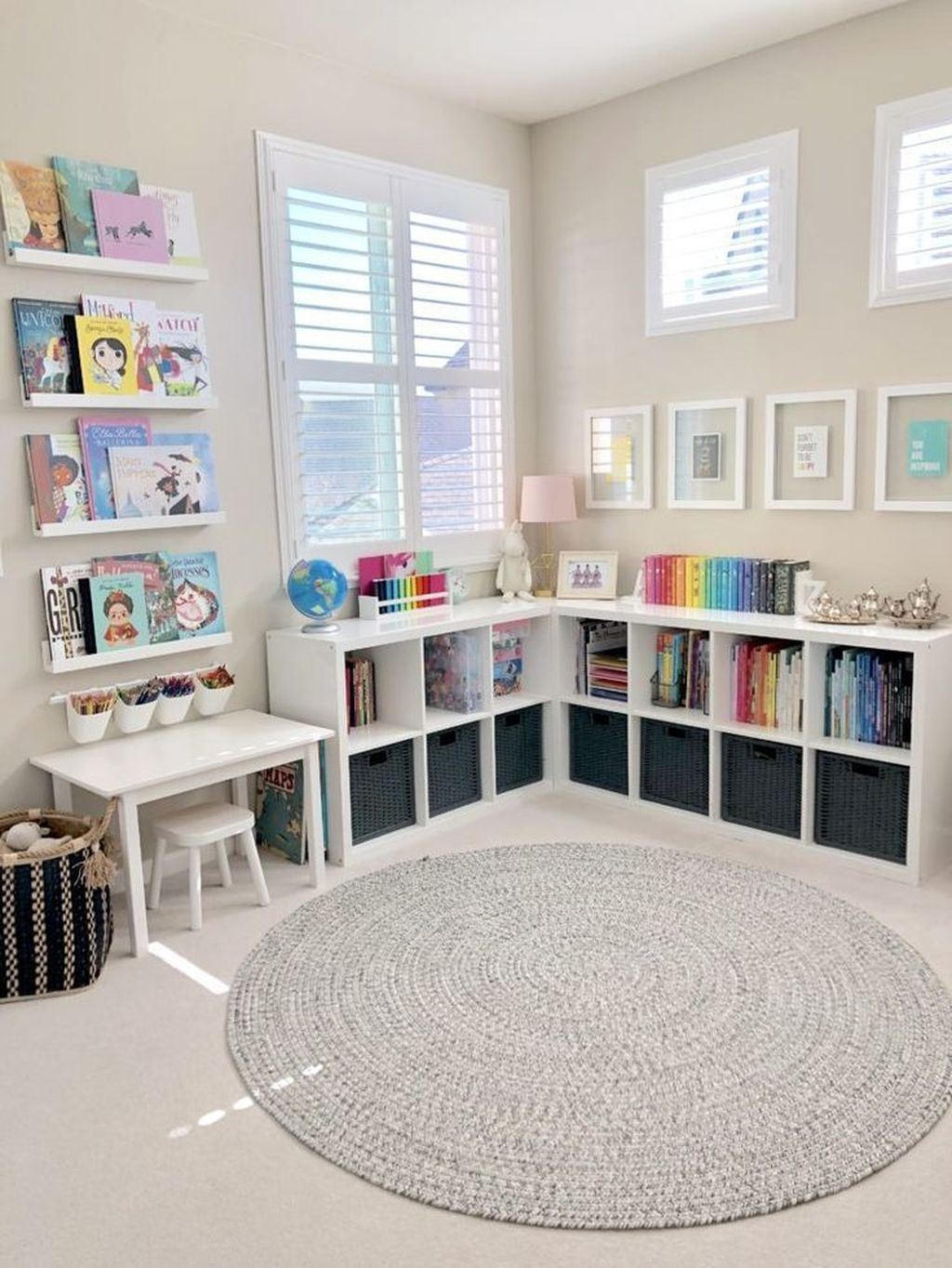 37 Enchanting Kids Play Room Design Ideas On A Budget