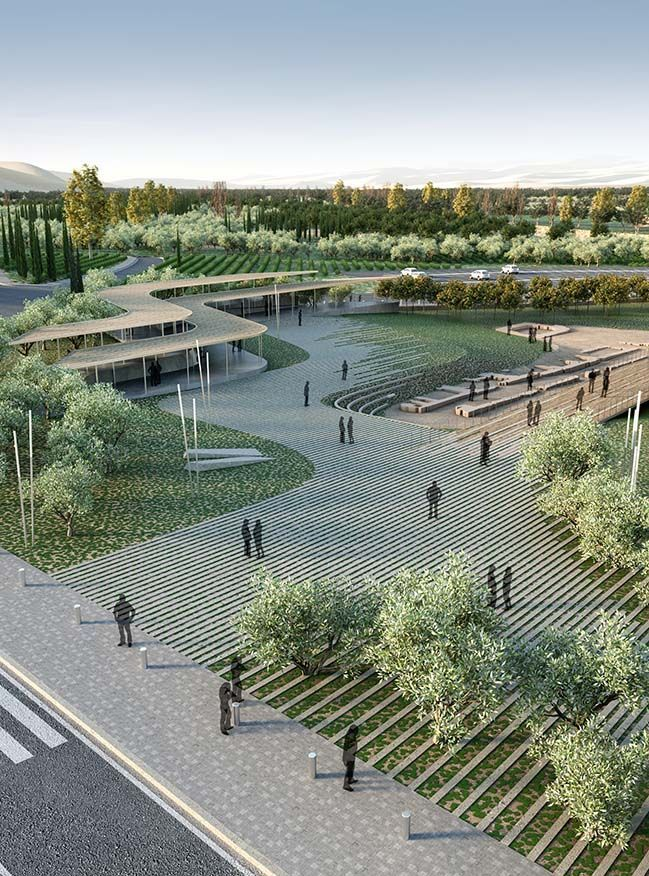 MYTH & TOPOS - New Archaeological Museum of Sparta by Petrās Architectu ...
