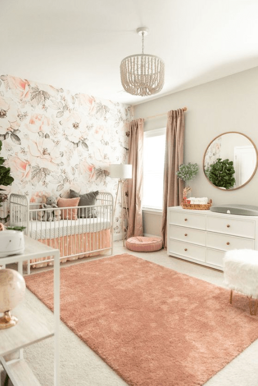 25 Baby Nursery Room Decoration Ideas - #decoration #ideas #nursery - #New