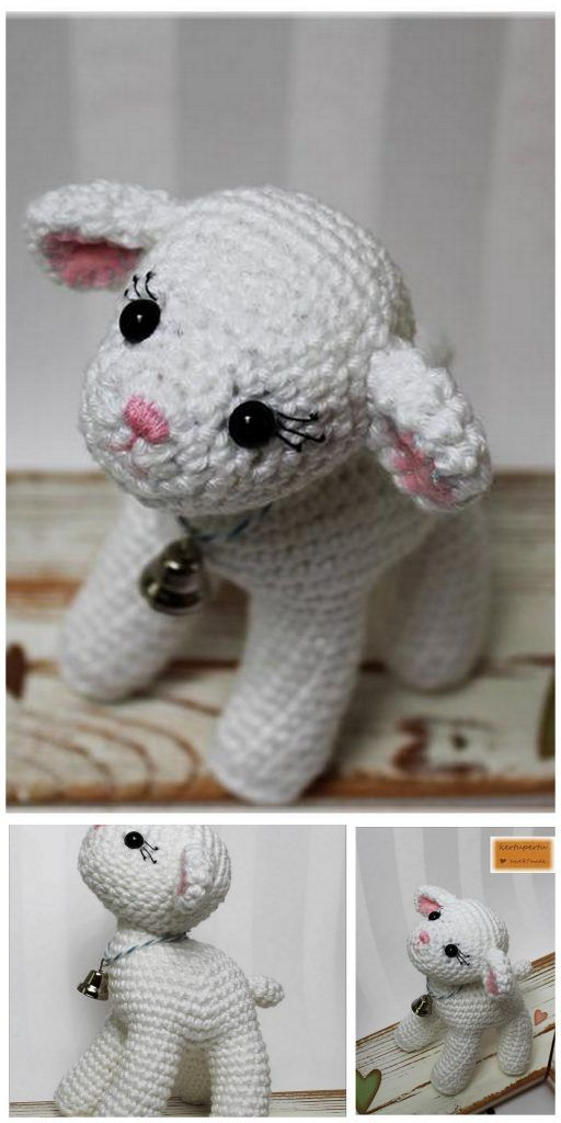 Amigurumi Sleeping Lamb Free Pattern – Free Amigurumi Patterns