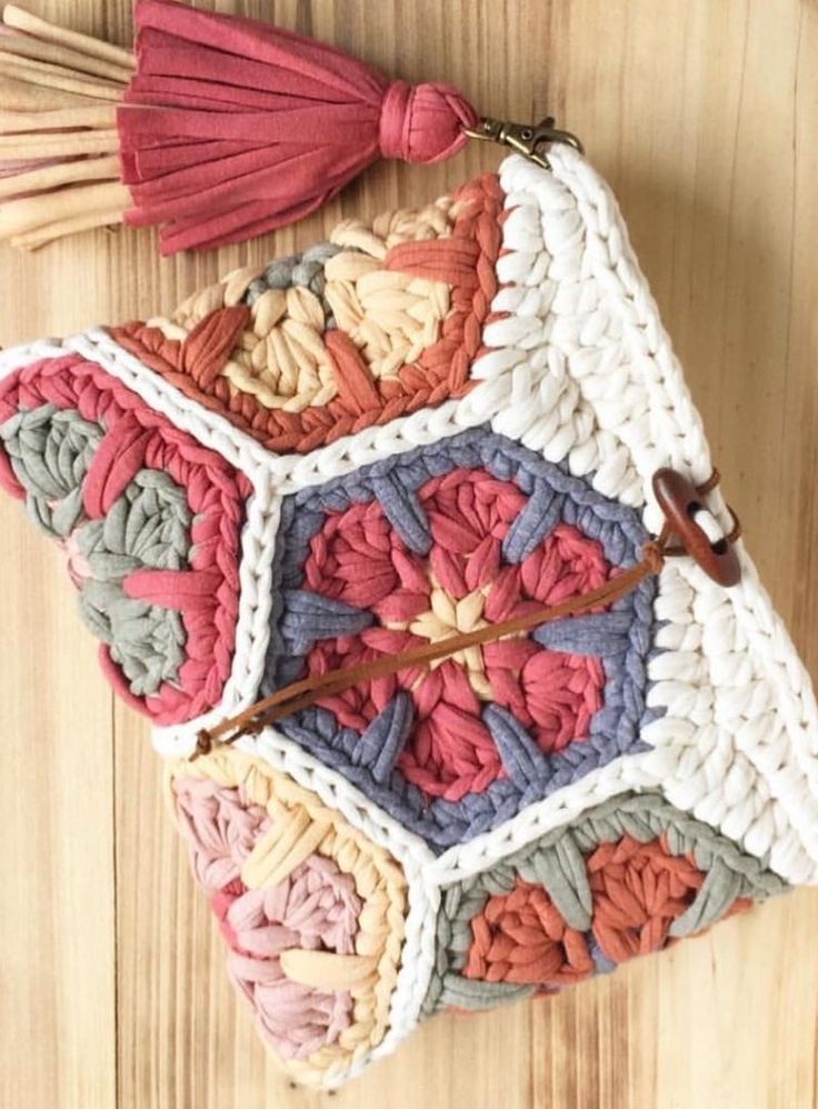 39+ cute crochet free bag pattern design ideas and pictures