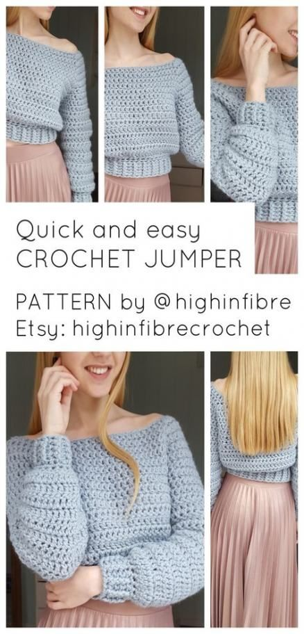 Trendy Knitting Patterns For Women Jumpers Sweaters 46+ Ideas