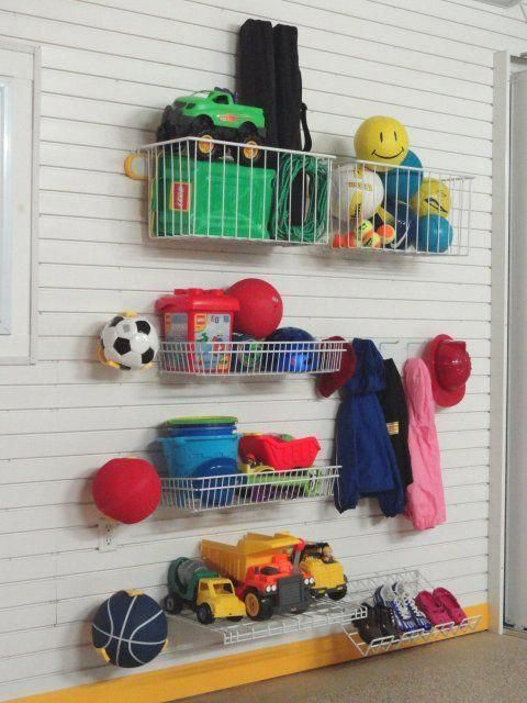 Kids Toy Storage Kit-Version II