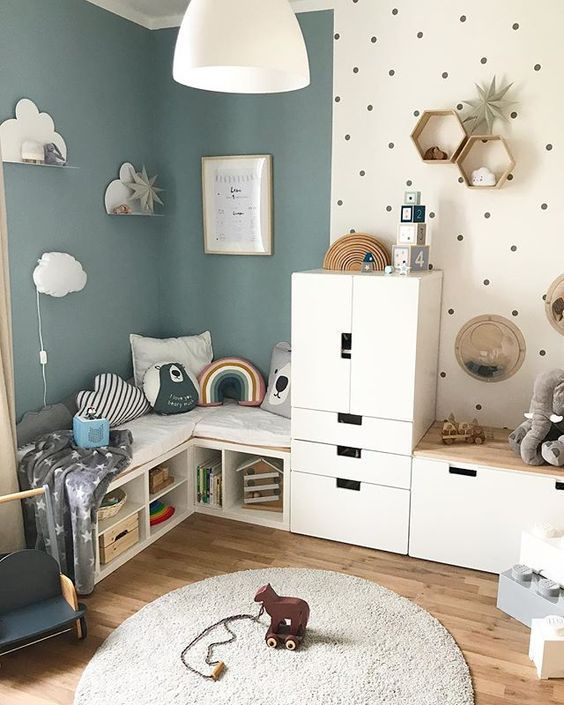 COLORFUL, CREATIVE AND INVISIBLE CHILDREN'S ROOMS - Page 46 of 67