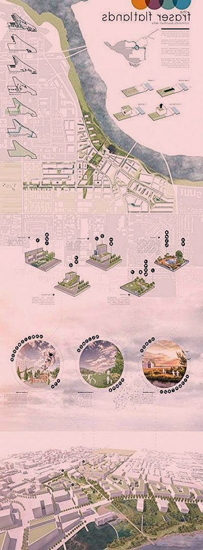 46+ Trendy Landscape Architecture Presentation Board Urban Planning #landscape