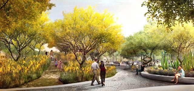 West 8 Urban Design amp; Landscape Architecture / news / Colwell Shelor + West 8...