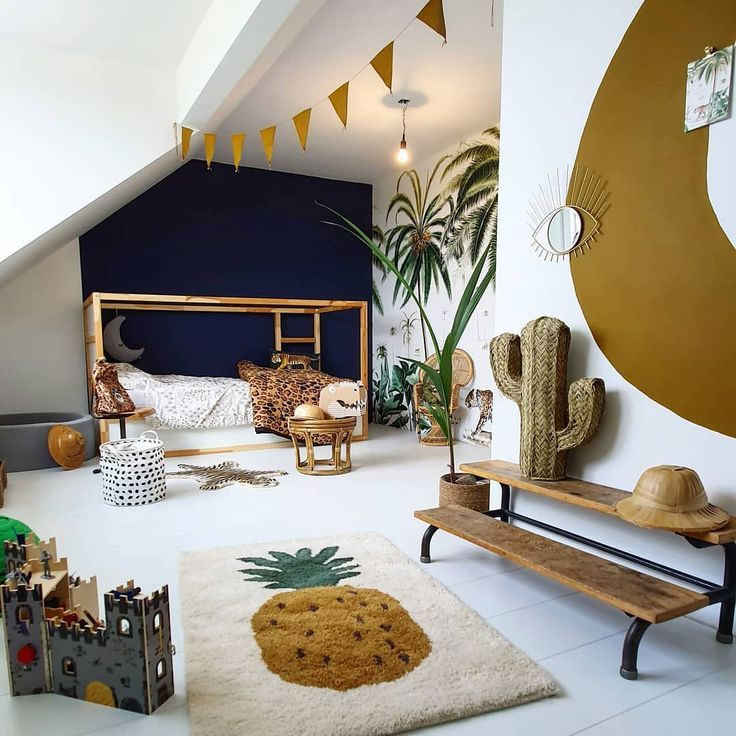 TOP 10 INSTA CHILDREN'S ROOM SUMMER 2019