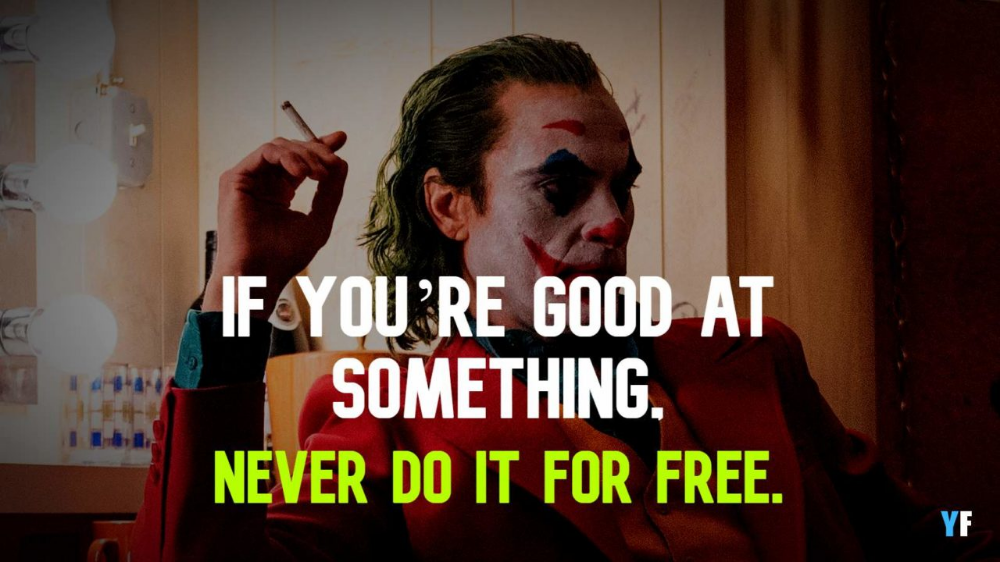 THE JOKER QUOTES- HEATH LEDGER : BEST DARK KNIGHT QUOTES