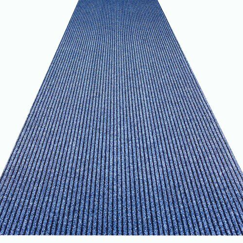 Carpet Runner Event in Blue Caracella Carpet Size: Rectangular 100 x 150 cm