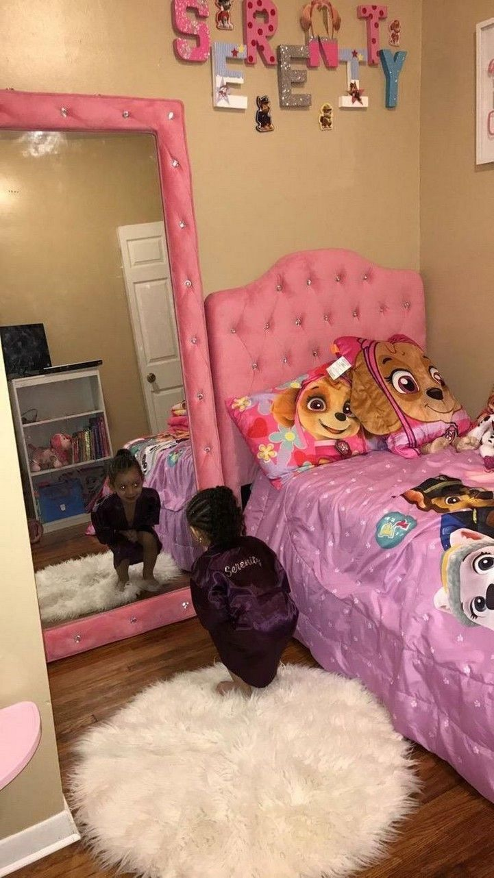 46 types of kids rooms ideas for girls toddler daughters princess bedrooms 77 ~ ...