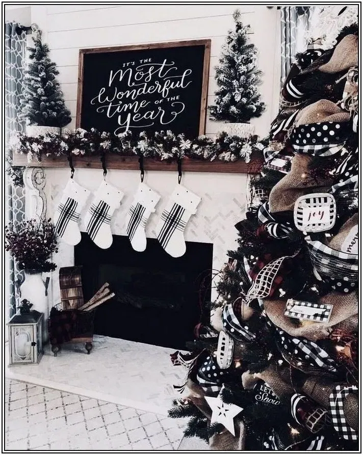155+ Awesome Kitchen Christmas Decor For To Make Cooking More Fun | cynthiapina....