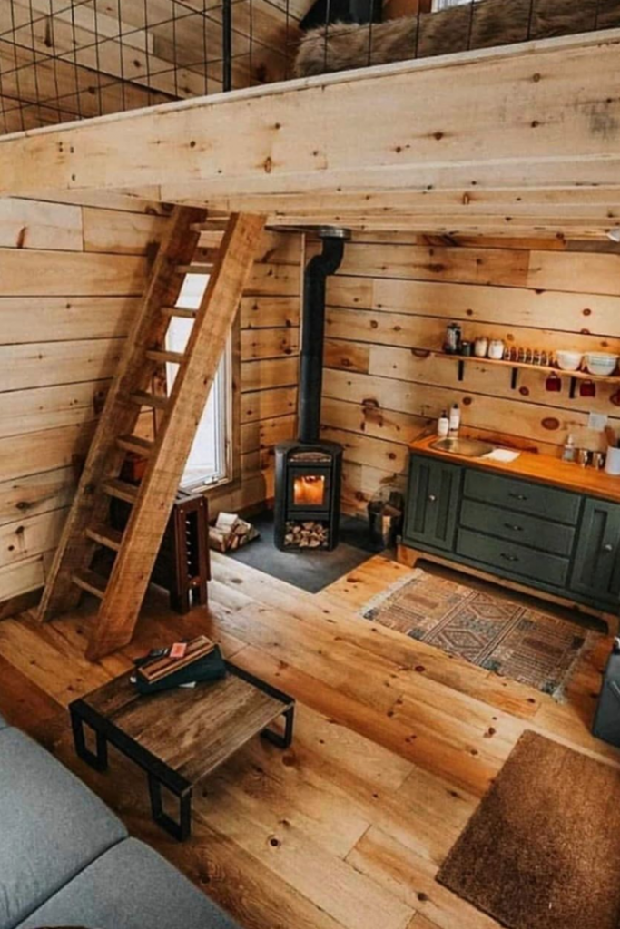 49 Creative Rustic Home Decor Ideas Tiny House Design Creative Decor Home ideas ...