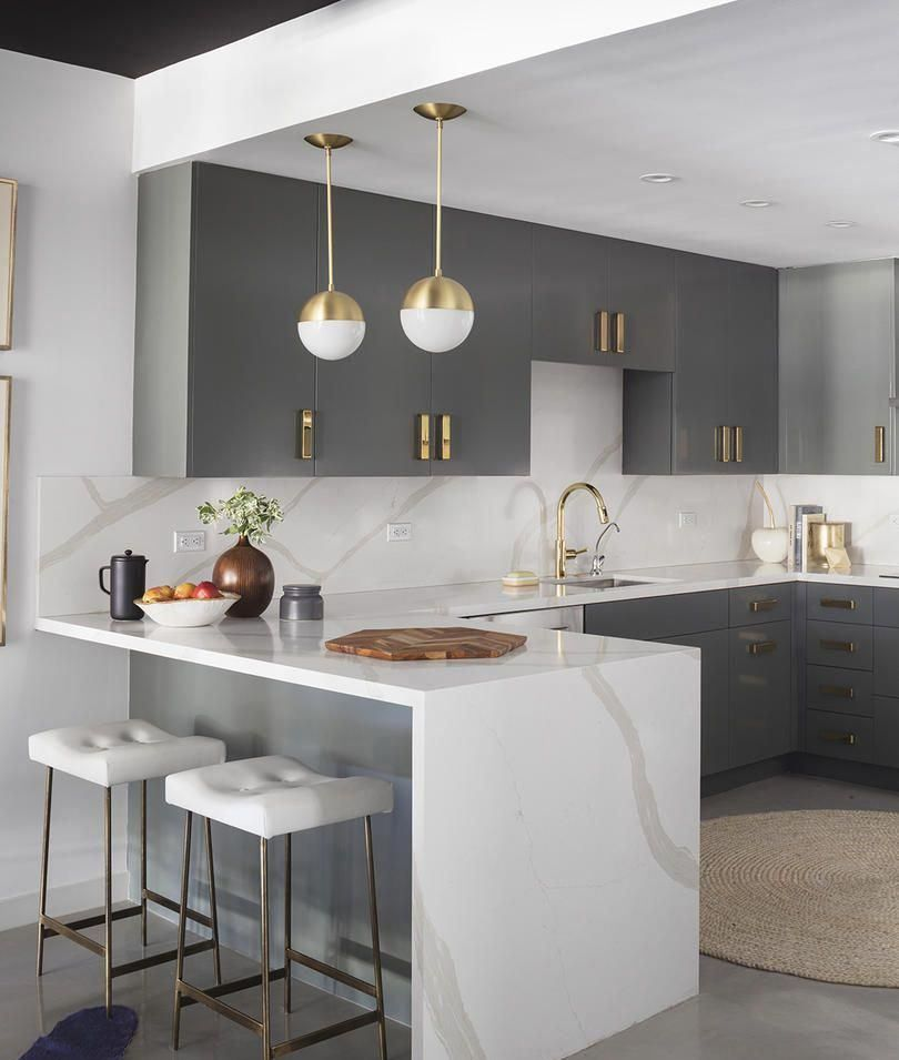 30 Chic I-shaped Kitchen Designs That Will Inspire You