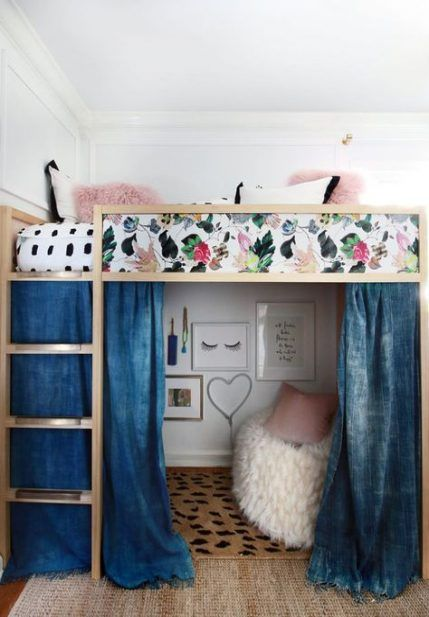 27+ Ideas Room Decor For Teen Girls Diy Bedrooms Loft Beds For 2019