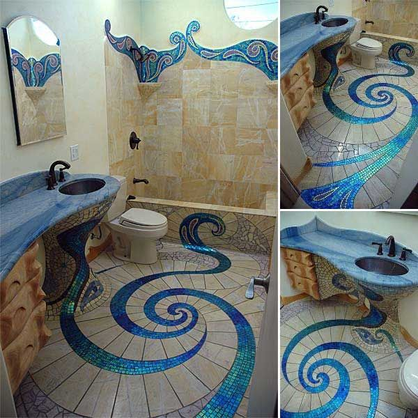 32 Amazing floor design ideas for inside and outside -