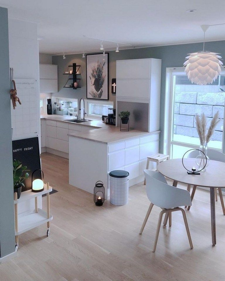 48 suprising small kitchen design ideas and decor 10 ⋆ frequence3.org