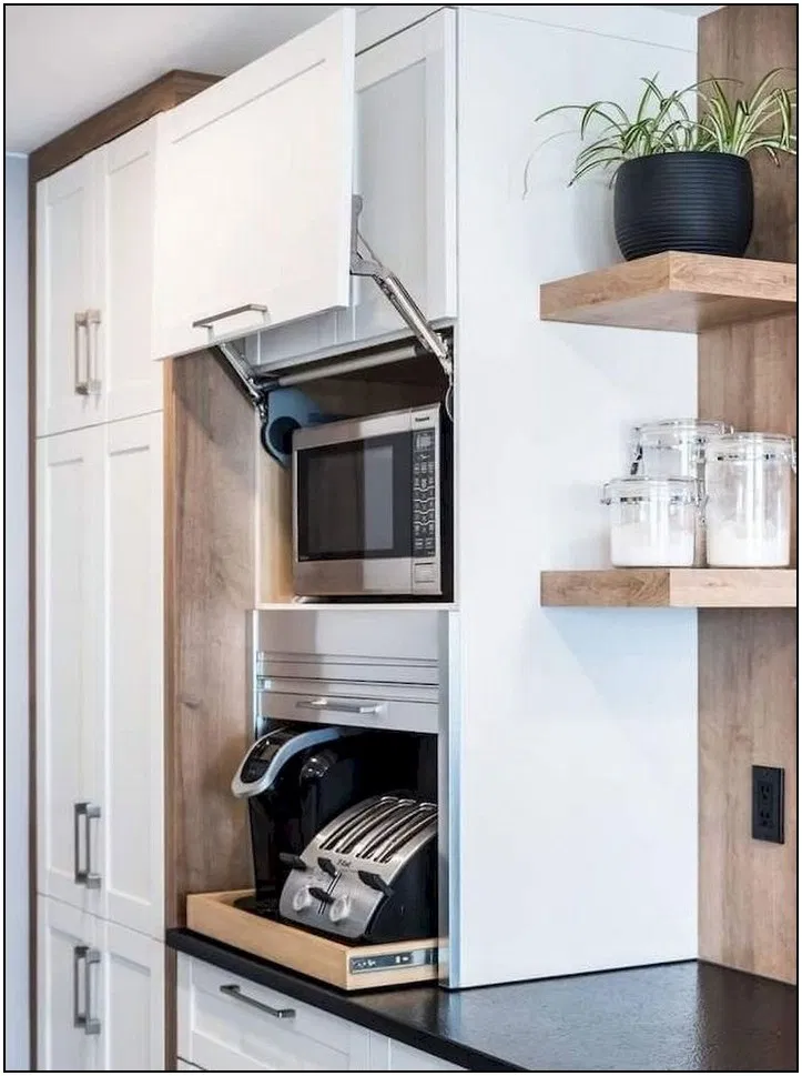 106 creative small kitchen design and organization ideas page 13 | Homydepot.com