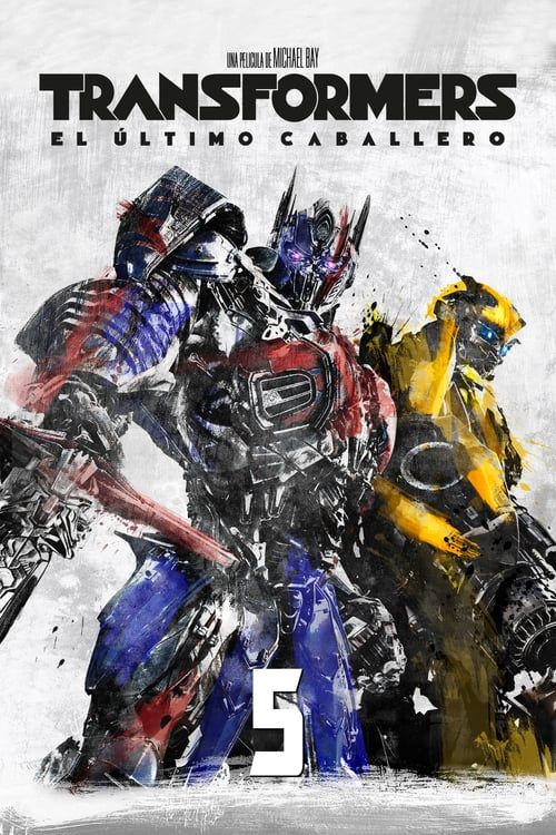 [➭Online] Transformers: The Last Gentleman 2017 Full Movie in Latin Spanish Online